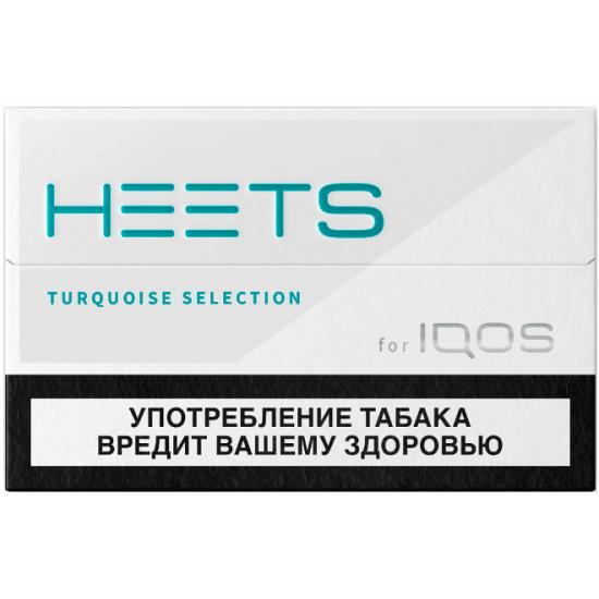 Стики табачные heets turquoise label 1 блок какие купить сигареты за 100