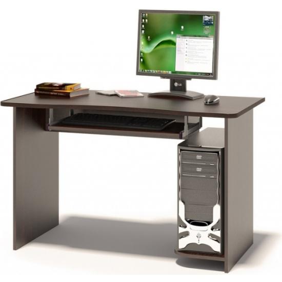 Стол компьютерный КСТ-04.1 Венге — купить в интернет-магазине ОНЛАЙН ТРЕЙД.РУ