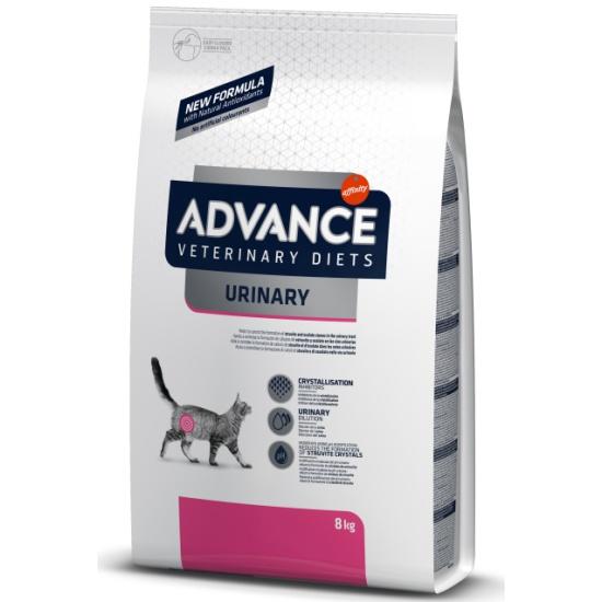 Сухой корм Advance Urinary, для кошек при мочекаменной болезни, 8 кг 20753а - купить по выгодной цене в интернет-магазине ОНЛАЙН ТРЕЙД.РУ Брянск
