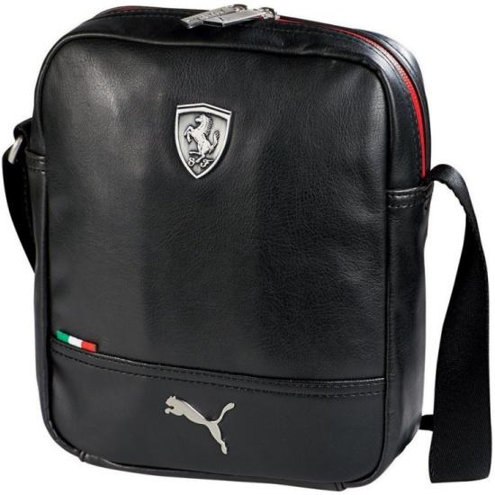 68f8bc632e23 Сумка PUMA Ferrari LS Portable black - купить в интернет магазине с  доставкой, цены,