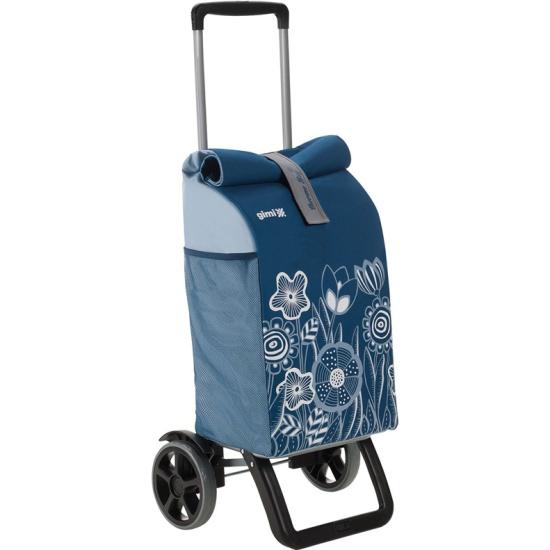 1ba70e99318c Сумка-тележка Gimi Rolling Thermo Blue - купить в интернет магазине с  доставкой, цены