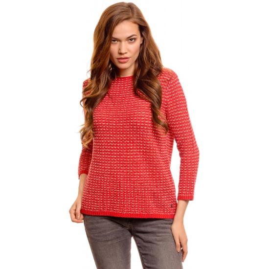 Красный женский свитер с доставкой