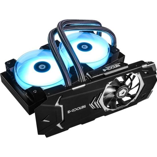 СВО для видеокарты ID-Cooling 300W ICEKIMO 240VGA-RGB — купить в интернет-магазине ОНЛАЙН ТРЕЙД.РУ