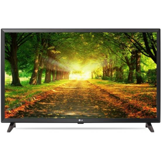 Телевизор LG 32LJ510U, черный
