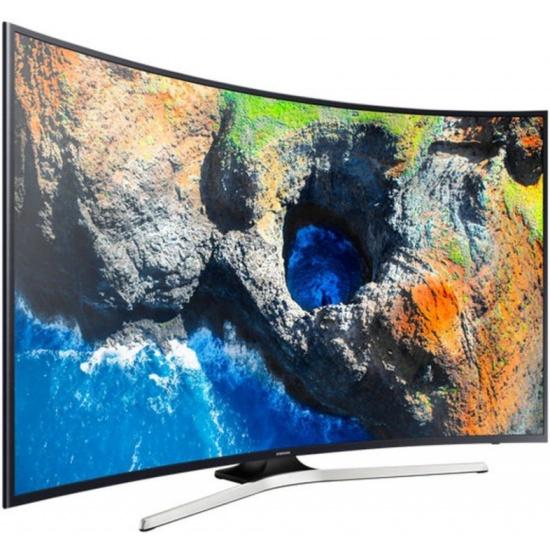 Купить LED Samsung UE49MU6303UX, 4K Ultra HD, черный недорого