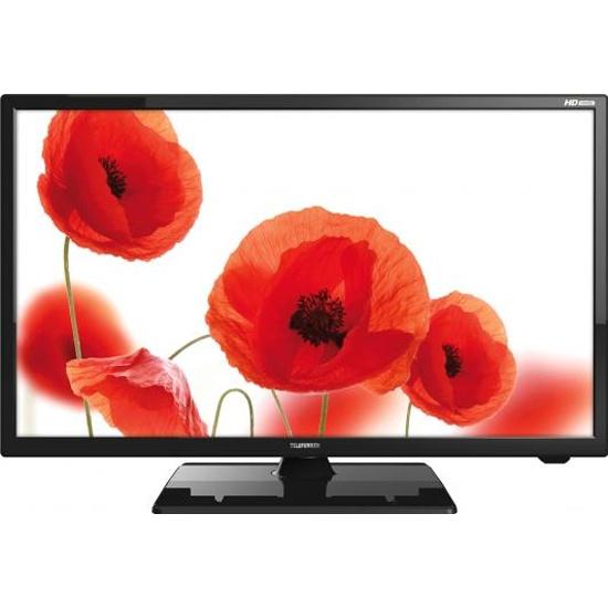 Телевизор TELEFUNKEN TF-LED24S48T2, черный- низкая цена, доставка или самовывоз по Нижнему Новгороду. Телевизор TELEFUNKEN TF-LED24S48T2, черный купить в интернет магазине ОНЛАЙН ТРЕЙД.РУ