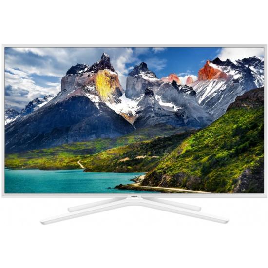 Телевизор Samsung UE43N5510AUX, белый - купить в интернет-магазине ОНЛАЙН ТРЕЙД.РУ