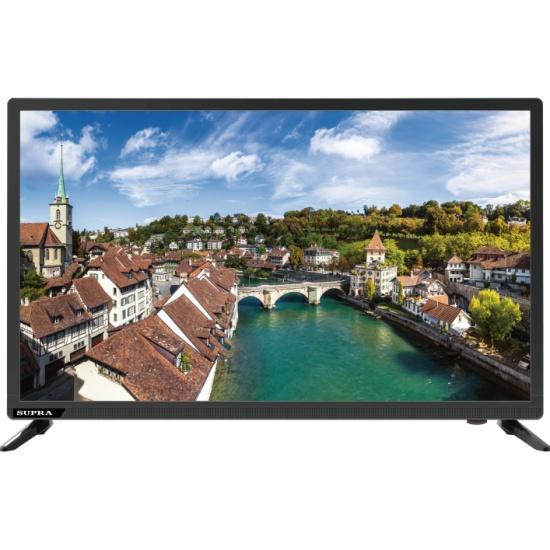 Телевизор SUPRA STV-LC22LT0060F, черный 12861* - низкая цена, доставка или самовывоз по Нижнему Новгороду. Телевизор SUPRA STV-LC22LT0060F, черный купить в интернет магазине ОНЛАЙН ТРЕЙД.РУ