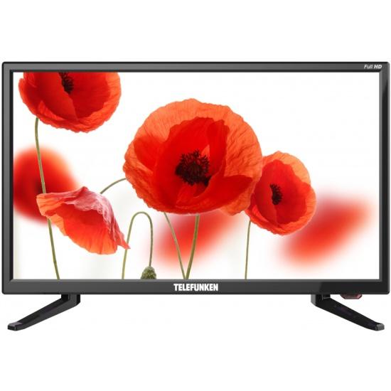Телевизор TELEFUNKEN TF-LED22S49T2, черный- низкая цена, доставка или самовывоз по Нижнему Новгороду. Телевизор TELEFUNKEN TF-LED22S49T2, черный купить в интернет магазине ОНЛАЙН ТРЕЙД.РУ