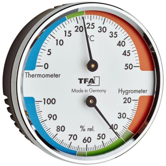 Термогигрометр TFA 45.2040.42- низкая цена, доставка или самовывоз по Екатеринбургу. Термогигрометр TFA 45.2040.42 купить в интернет магазине ОНЛАЙН ТРЕЙД.РУ