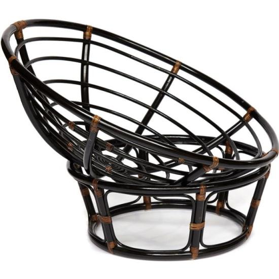 Кресло TETCHAIR PAPASAN 23/01 W (Античный коричневый) без подушки id5218/БП - купить по выгодной цене в интернет-магазине ОНЛАЙН ТРЕЙД.РУ Уфа