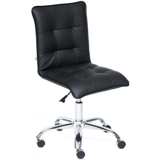 Кресло для персонала TETCHAIR ZERO кож/зам, черный, 36-6 id12250 - купить по выгодной цене в интернет-магазине ОНЛАЙН ТРЕЙД.РУ Пенза