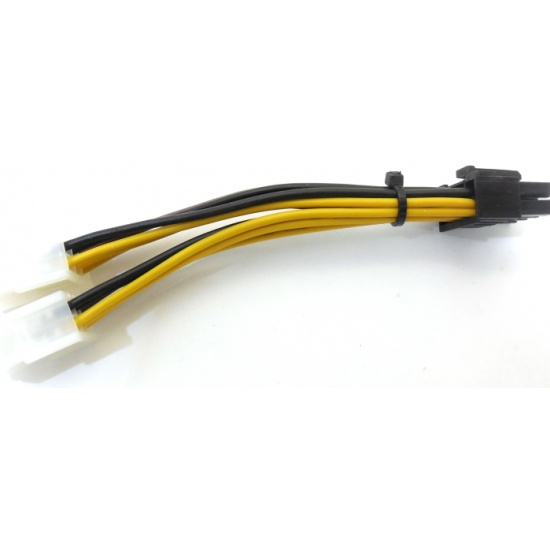 THV Адаптер 8 pin to 2Х6 pin GPU power adapter cable (8 pin to 2Х6 pin)