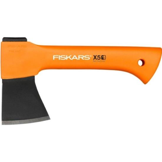 Топор FISKARS X5 - XXS универсальный 1015617 121123 / 1015617 - купить по выгодной цене в интернет-магазине ОНЛАЙН ТРЕЙД.РУ Тольятти