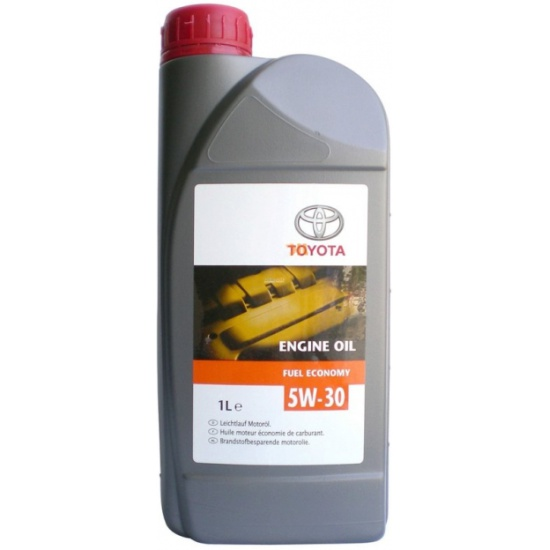Моторное масло TOYOTA Engine Oil 5W-30 1 л