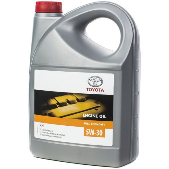 Моторное масло TOYOTA Engine Oil 5W-30 5 л