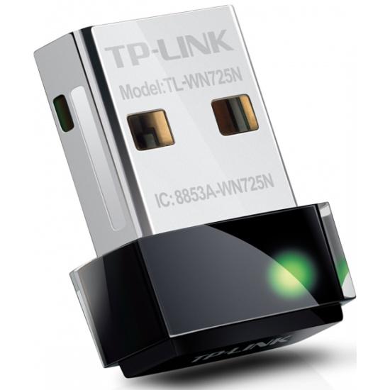 Адаптер Wi-Fi TP-LINK TL-WN725N Wireless USB 802.11n/150 Mbps- купить по выгодной цене в интернет-магазине ОНЛАЙН ТРЕЙД.РУ Саратов