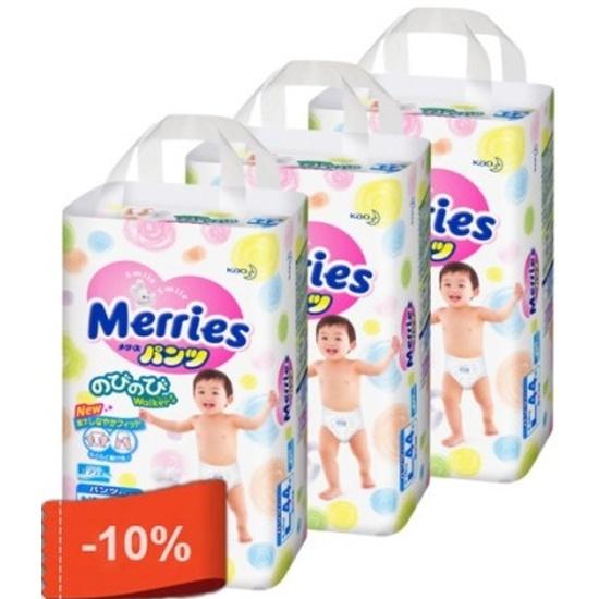 Подгузники-трусики Merries