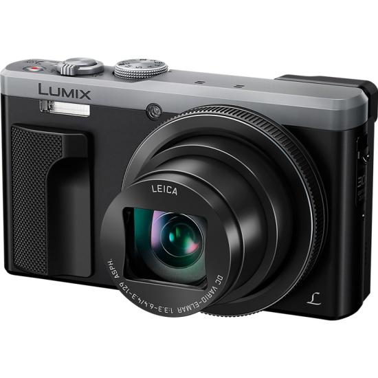 Цифровой фотоаппарат Panasonic Lumix DMC-TZ80 silver DMC-TZ80EE-S - купить по выгодной цене в интернет-магазине ОНЛАЙН ТРЕЙД.РУ Пенза