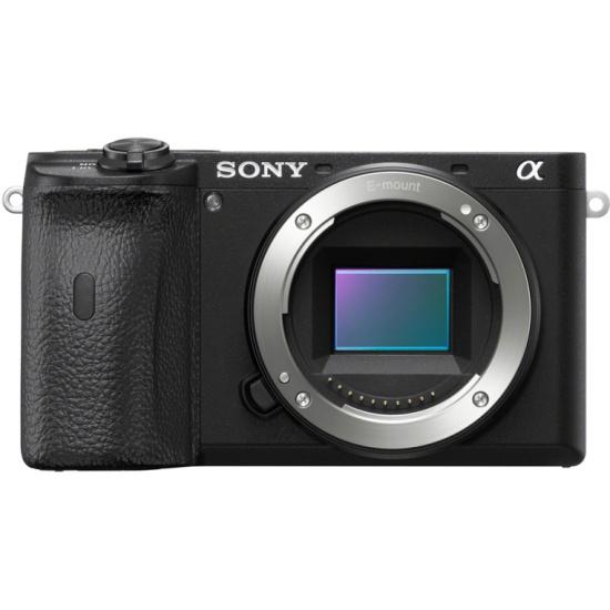 Цифровой фотоаппарат Sony Alpha A6600 корпус (без объектива), черный ILCE6600B.CEC - купить по выгодной цене в интернет-магазине ОНЛАЙН ТРЕЙД.РУ Санкт-Петербург