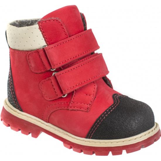 8efecc827 Ботинки детские ортопедические TWIKI TW-320-5 красный, размер 32  Изображение 2 -