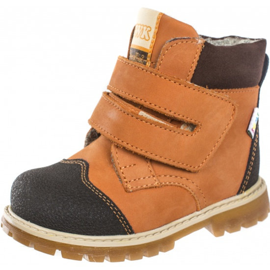 b92780a89 Ботинки детские ортопедические TWIKI TW-320 оранжевый, размер 32 - купить в  интернет магазине