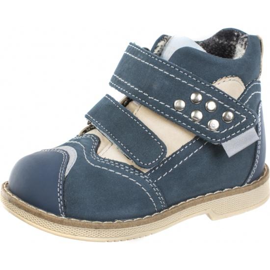 3ec394153 Ботинки детские ортопедические TWIKI TW-406-1 голубой, размер 24 - купить в