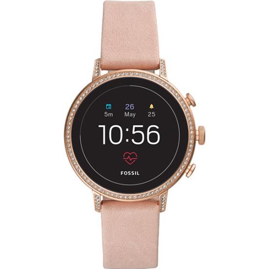 Умные часы FOSSIL Gen 4 Smartwatch Venture HR (leather) — купить в интернет-магазине ОНЛАЙН ТРЕЙД.РУ