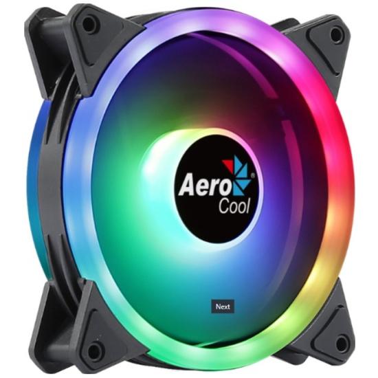 Вентилятор для корпуса Aerocool Duo 12 ARGB 6-pin 4710562752571- купить в интернет-магазине ОНЛАЙН ТРЕЙД.РУ в Ижевске.