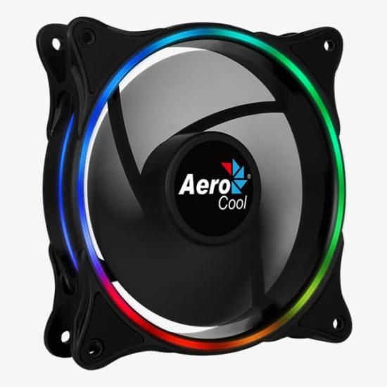 Вентилятор для корпуса Aerocool Eclipse 120mm 4718009158122- купить по выгодной цене в интернет-магазине ОНЛАЙН ТРЕЙД.РУ Волгоград
