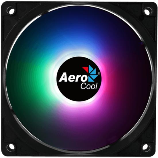 Вентилятор для корпуса Aerocool Frost 12 120mm 4718009158078 RGB — купить в интернет-магазине ОНЛАЙН ТРЕЙД.РУ