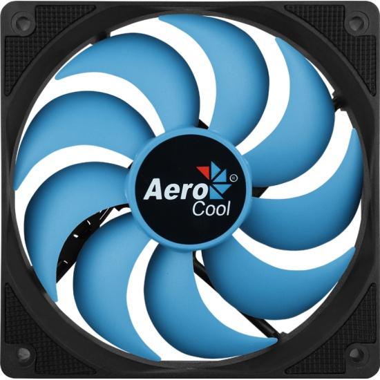 Вентилятор для корпуса AEROCOOL MOTION 12 PLUS 120 120 mm (4713105960778)- купить по выгодной цене в интернет-магазине ОНЛАЙН ТРЕЙД.РУ Тюмень