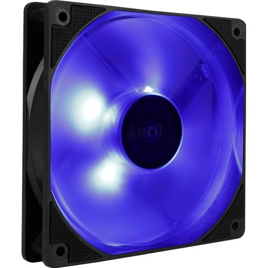 Вентилятор для корпуса Aerocool Motion 12 Plus Blue (4713105960761)- купить по выгодной цене в интернет-магазине ОНЛАЙН ТРЕЙД.РУ Брянск