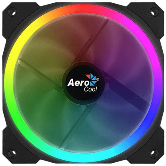 Вентилятор для корпуса AEROCOOL ORBIT 120 RGB 120 mm — купить в интернет-магазине ОНЛАЙН ТРЕЙД.РУ