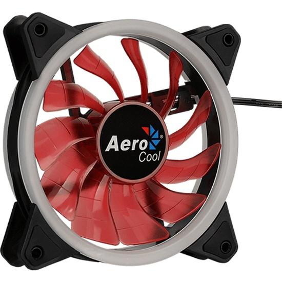 Вентилятор для корпуса AEROCOOL REV RED 120 120 mm RED 4713105960945 - купить по выгодной цене в интернет-магазине ОНЛАЙН ТРЕЙД.РУ Санкт-Петербург