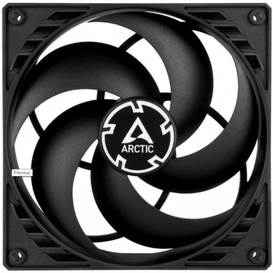 Вентилятор для корпуса ARCTIC P14 PWM (black/black) ACFAN00124A- купить по выгодной цене в интернет-магазине ОНЛАЙН ТРЕЙД.РУ Санкт-Петербург