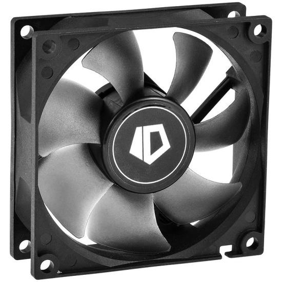 Вентилятор для корпуса ID-Cooling NO-8025-SD 2000 RPM- низкая цена, доставка или самовывоз по Челябинску. Вентилятор для корпуса ID-Cooling NO-8025-SD 2000 RPM купить в интернет магазине ОНЛАЙН ТРЕЙД.РУ