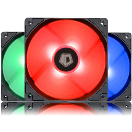 Вентилятор для корпуса ID-Cooling XF-12025-RGB-TRIO RGB PWM