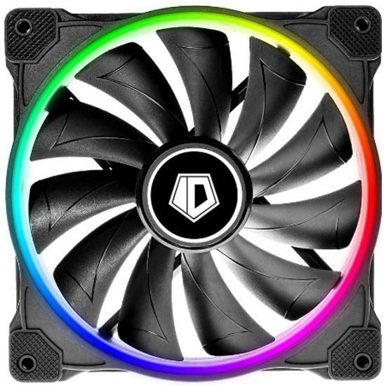 Вентилятор для корпуса ID-COOLING ZF-14025-ARGB 140mm 800-1600RPM — купить в интернет-магазине ОНЛАЙН ТРЕЙД.РУ
