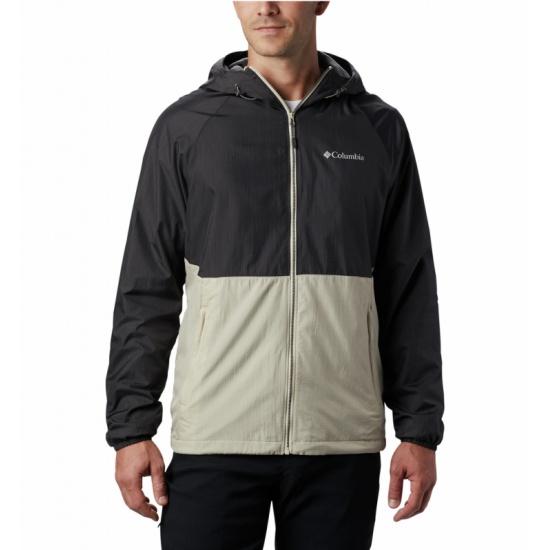 Ветровка COLUMBIA Spire Heights™ Jacket мужская, цвет бежевый, размер L — купить в интернет-магазине ОНЛАЙН ТРЕЙД.РУ