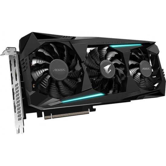 Видеокарта GIGABYTE Radeon RX 5700 XT 8192Mb AORUS (GV-R57XTAORUS-8GD) — купить в интернет-магазине ОНЛАЙН ТРЕЙД.РУ