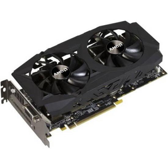 Видеокарта PowerColor Radeon RX 580 1215Mhz PCI-E 3.0 4096Mb 7800Mhz 256 bit DVI HDCP (AXRX 580 4GBD5-DMV2)- низкая цена, доставка или самовывоз по Челябинску. Видеокарта PowerColor Radeon RX 580 1215Mhz PCI-E 3.0 4096Mb 7800Mhz 256 bit DVI HDCP (AXRX 580 4GBD5-DMV2) купить в интернет магазине ОНЛАЙН ТРЕЙД.РУ