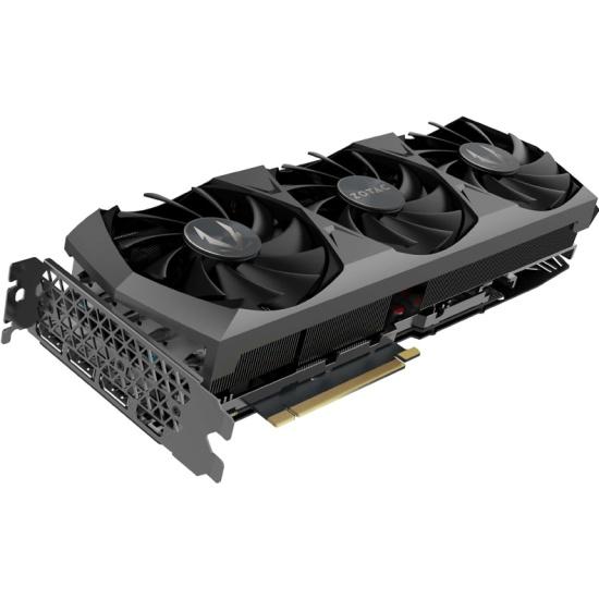 Видеокарта Zotac GeForce RTX 3090 24576Mb Trinity (ZT-A30900D-10P) — купить в интернет-магазине ОНЛАЙН ТРЕЙД.РУ
