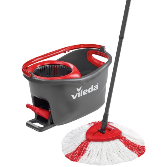 Набор для влажной уборки VILEDA Турбо (с педальным отжимом) — купить в интернет-магазине ОНЛАЙН ТРЕЙД.РУ