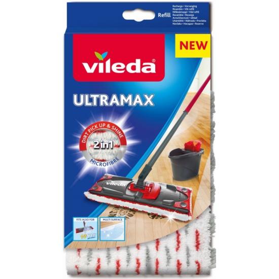 Насадка для швабры VILEDA Ультрамакс 32110041 - купить по выгодной цене в интернет-магазине ОНЛАЙН ТРЕЙД.РУ Санкт-Петербург
