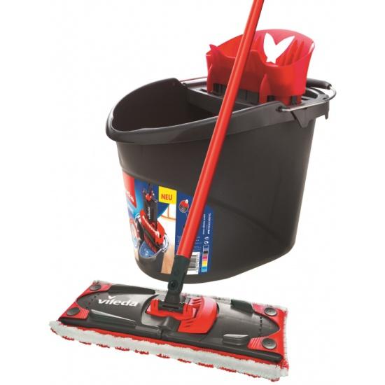 Набор для влажной уборки VILEDA Ультрамакс со складной ручкой