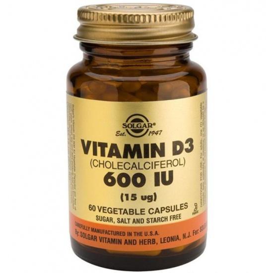 Витаминная добавка SOLGAR Витамин D3 600 МЕ капсулы №60 203941 - купить по выгодной цене в интернет-магазине ОНЛАЙН ТРЕЙД.РУ Санкт-Петербург