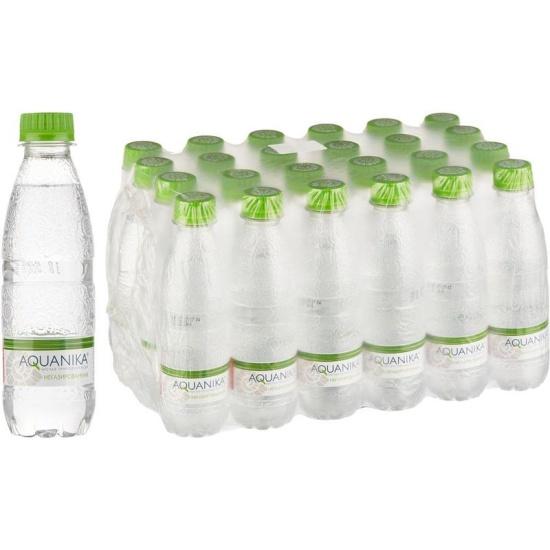 Вода питьевая Акваника артезианская высшей категории негазированная, 0,25л. ПЭТ (24 штуки в упаковке) — купить в интернет-магазине ОНЛАЙН ТРЕЙД.РУ