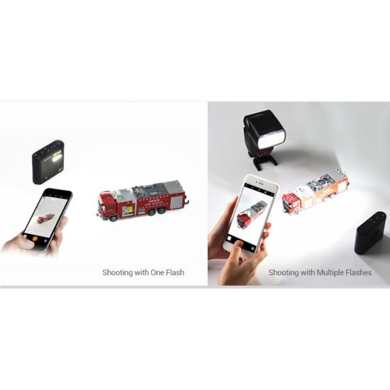 a16067b356f81 Вспышка Godox A1 для смартфона Изображение 2 - купить в интернет магазине с  доставкой, цены