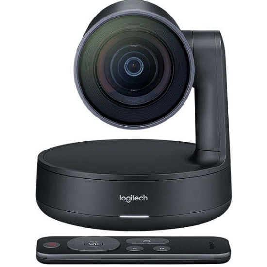 Web-камера Logitech Rally 4K (960-001227) — купить в интернет-магазине ОНЛАЙН ТРЕЙД.РУ